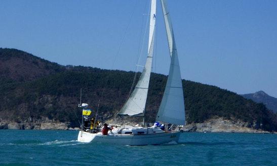 Hanse 342 Yacht Rental In Atina