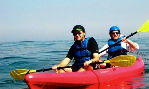 Kayaking Tour in Rio de Janeiro