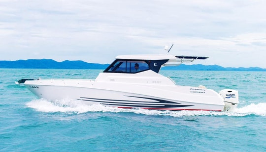 Best Boat Adventure In Phuket, Thailand!