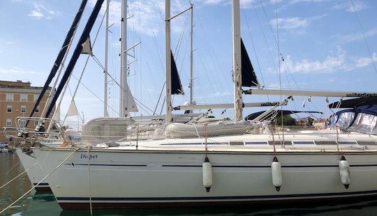 Charter A 4 Cabin Bavaria Cruising Monohull In Zadar, Croatia
