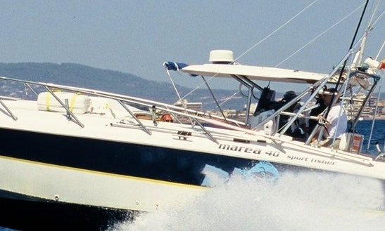 Catch Big Fish Aboard The 40' Sportfisher Yacht - Max. 6 People From Llucmajor