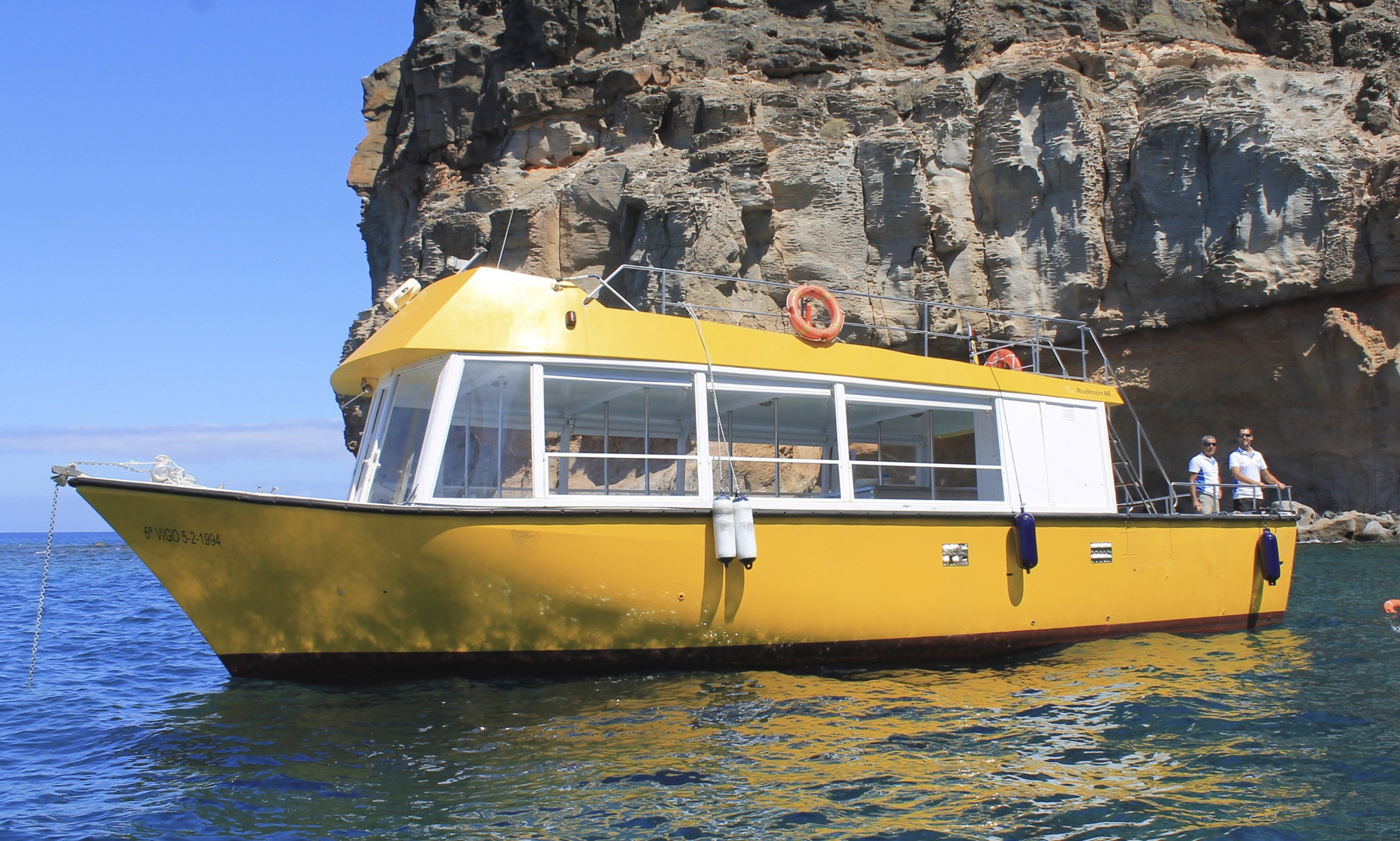 Yellow Boat Mogan Boat & Snorkeling Excursions