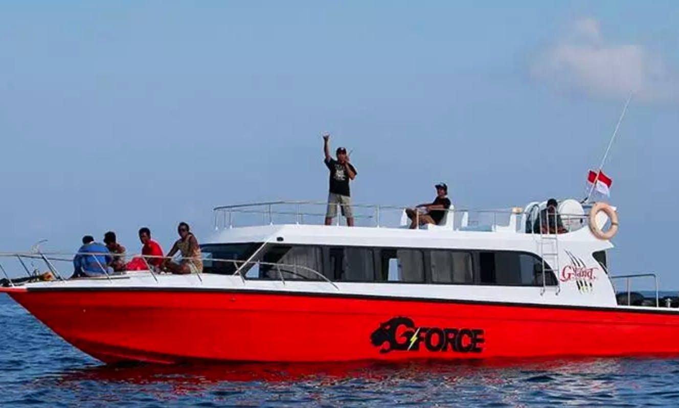 G-Land Motor Yacht Hire in North Jakarta