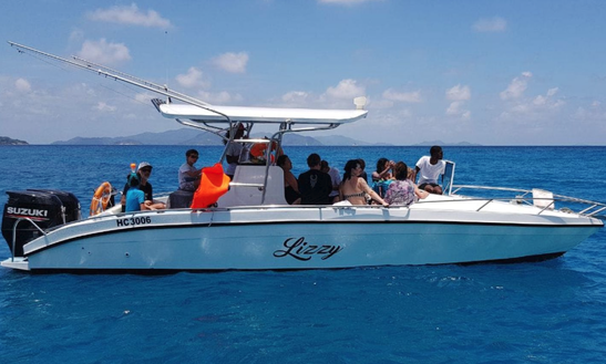 Enjoy Big Game And Bottom Fishing Trip With Captain Nedy!