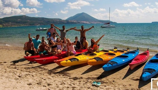 Kayak Rental In Kalamata