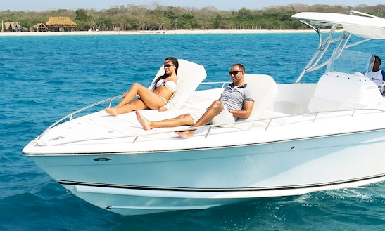 Exclusive Private Speed Boat Rental In Bolívar, Colombia