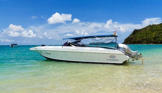Private Speedboat Charter Phuket - Phang Nga Bay - Single Engine - Full Day