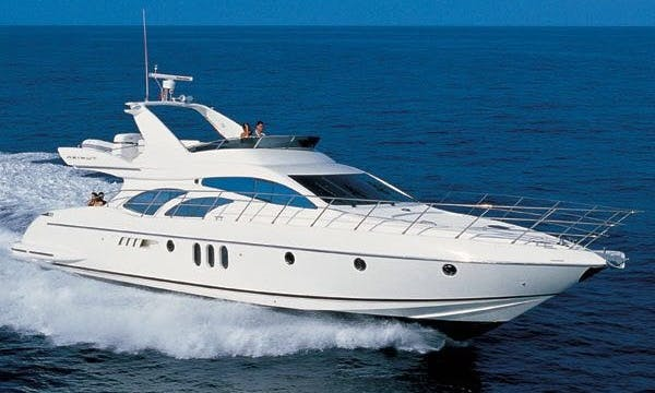 Cruise on this Yacht in Style on the waters of Dubai