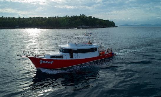 Game Fishing Power Boat In Phuket