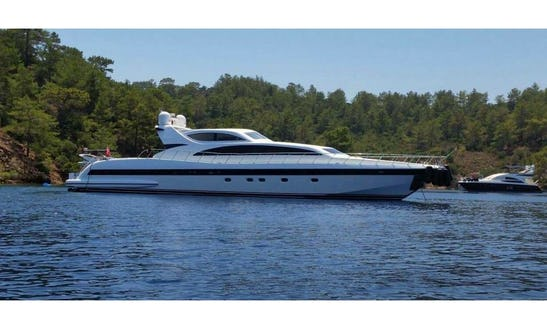 107 Mangusta For Charter In Turkey, Greece Starting From Euro 30.000 Per Week +30%apa