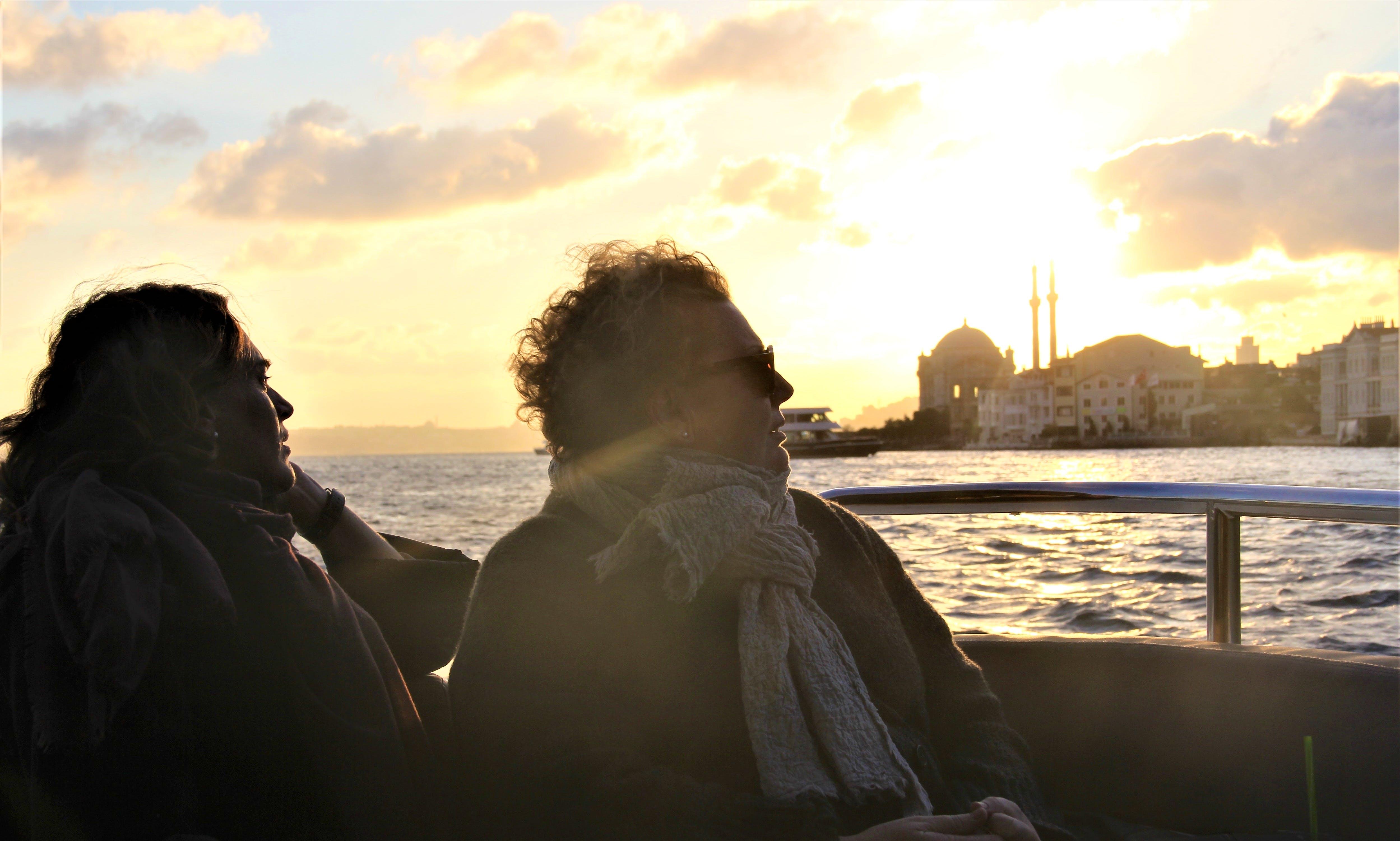 Istanbul Bosphorus 2-Hours Sunset Cruise On A Luxury Yacht