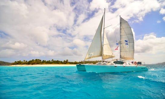 Cruising Catamaran Rental In West Palm Beach