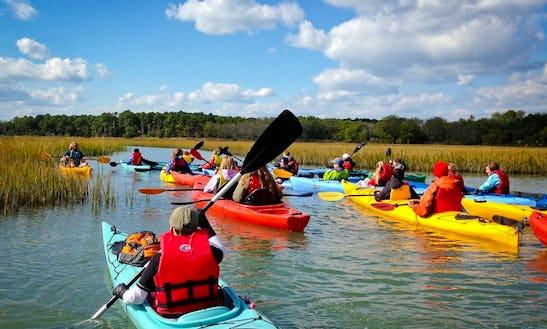 Single Kayaks For Rent In Onancock