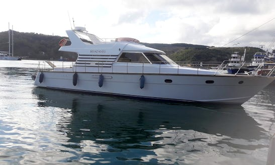 Yacht Rental In İstanbul