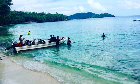 Diving Trips And Courses In Aneuk Laot, Indonesia