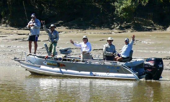 One Day Fishing Charter - Darwin Nt!