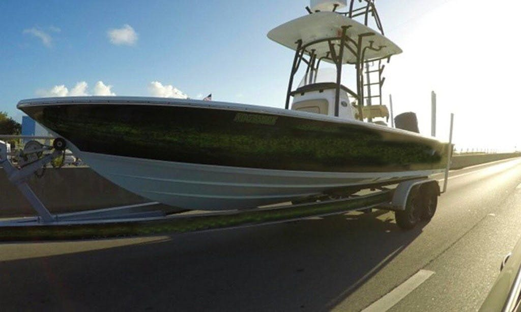 "Enjoy ""Rock On"" 247 Sportsman Fishing Charter in Manteo, North Carolina"