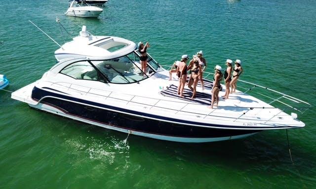 48ft Yacht for Birthdays,Bachelorette, Sandbar Parties minimum 4 hours