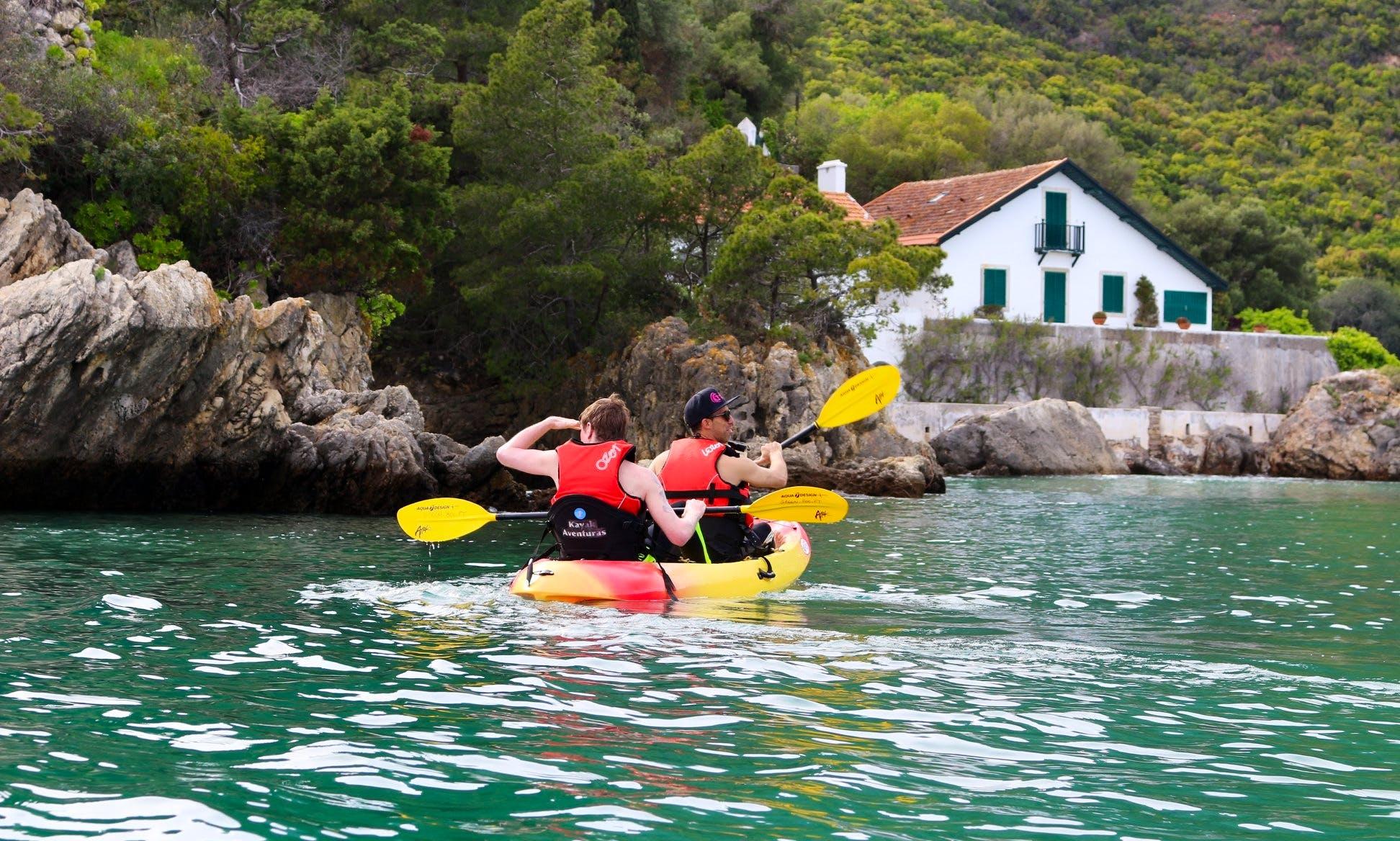 Kayak Tours in  Arrábida