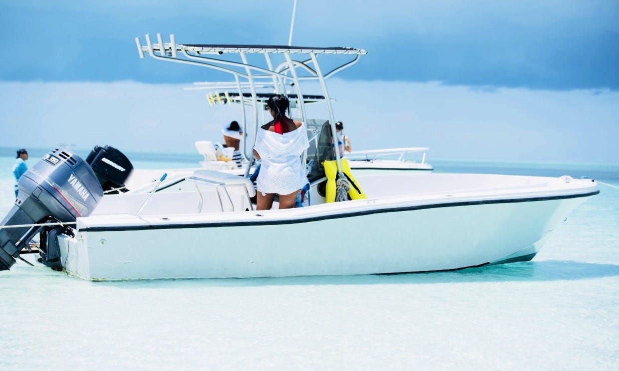 Snokerling, Fishing, Beaching in Nassau