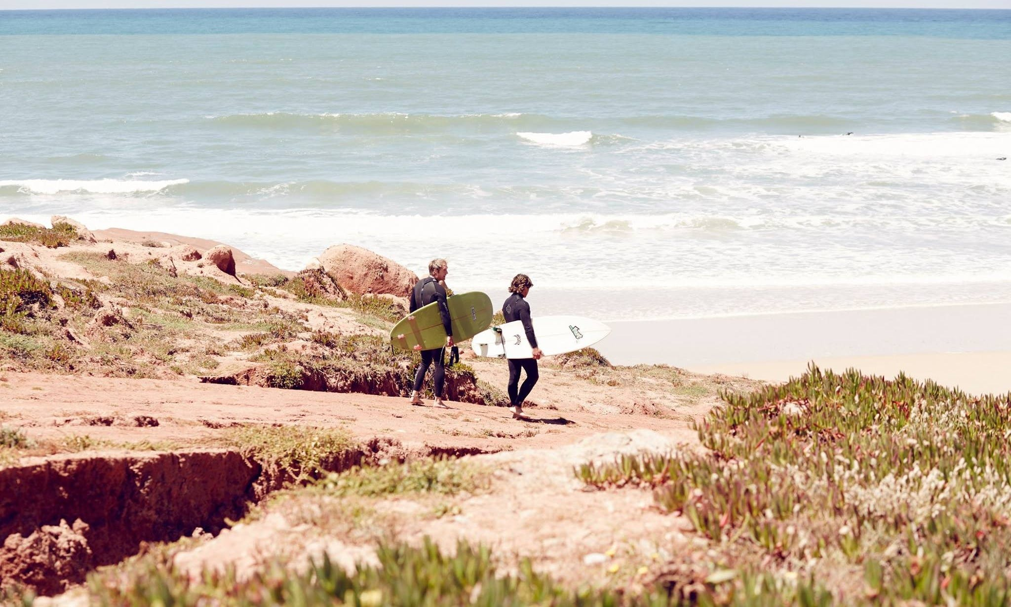 7 Nights Stay Surf Lessons with Professional Instructor in Lourinhã, Portugal