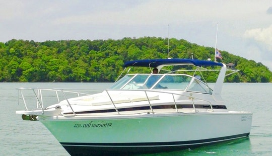 Baby Bertram 31 - 8 Guests Capacity In Thalang, Thailand