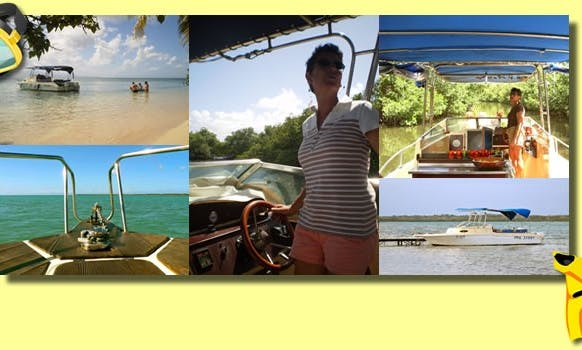 Ecological Boat Excursion from Vieux-Bourg, Guadeloupe