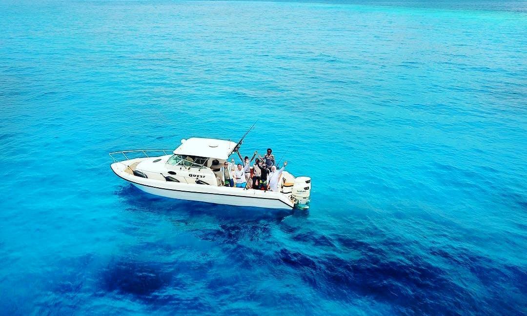ISLANDFISHING CHARTERS Malé, Maldives!