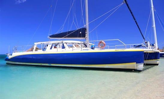Sailing Catamaran Tours In St Lucia
