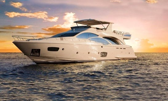 Majesty 44 Motor Yacht In Britona, Goa