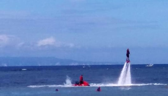 Create An Unforgettable Flyboarding Experience In Kuta Selatan, Indonesia
