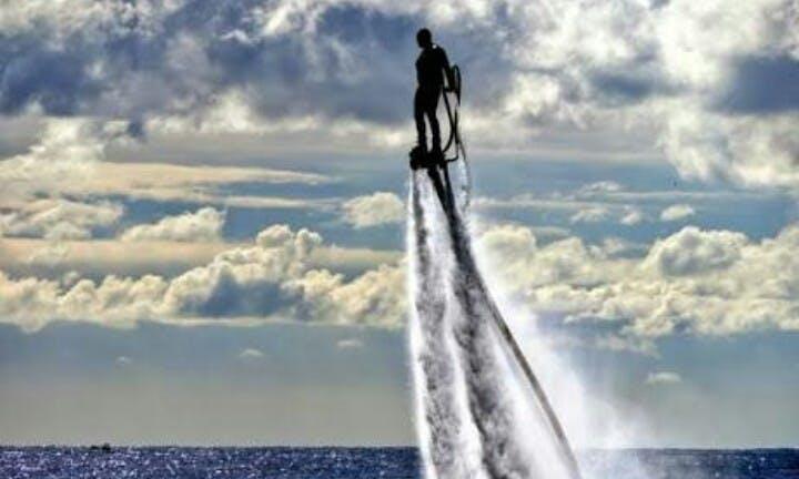 Create An Unforgettable Flyboarding Experience In Kuta Selatan, Indonesia