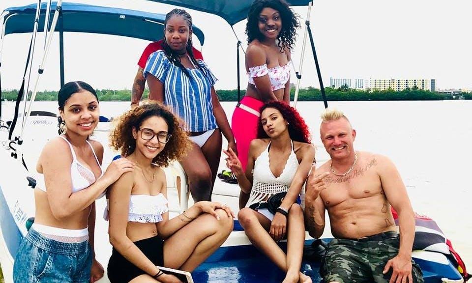 26' Inshore Snook/Tarpon Fishing/Party Boat