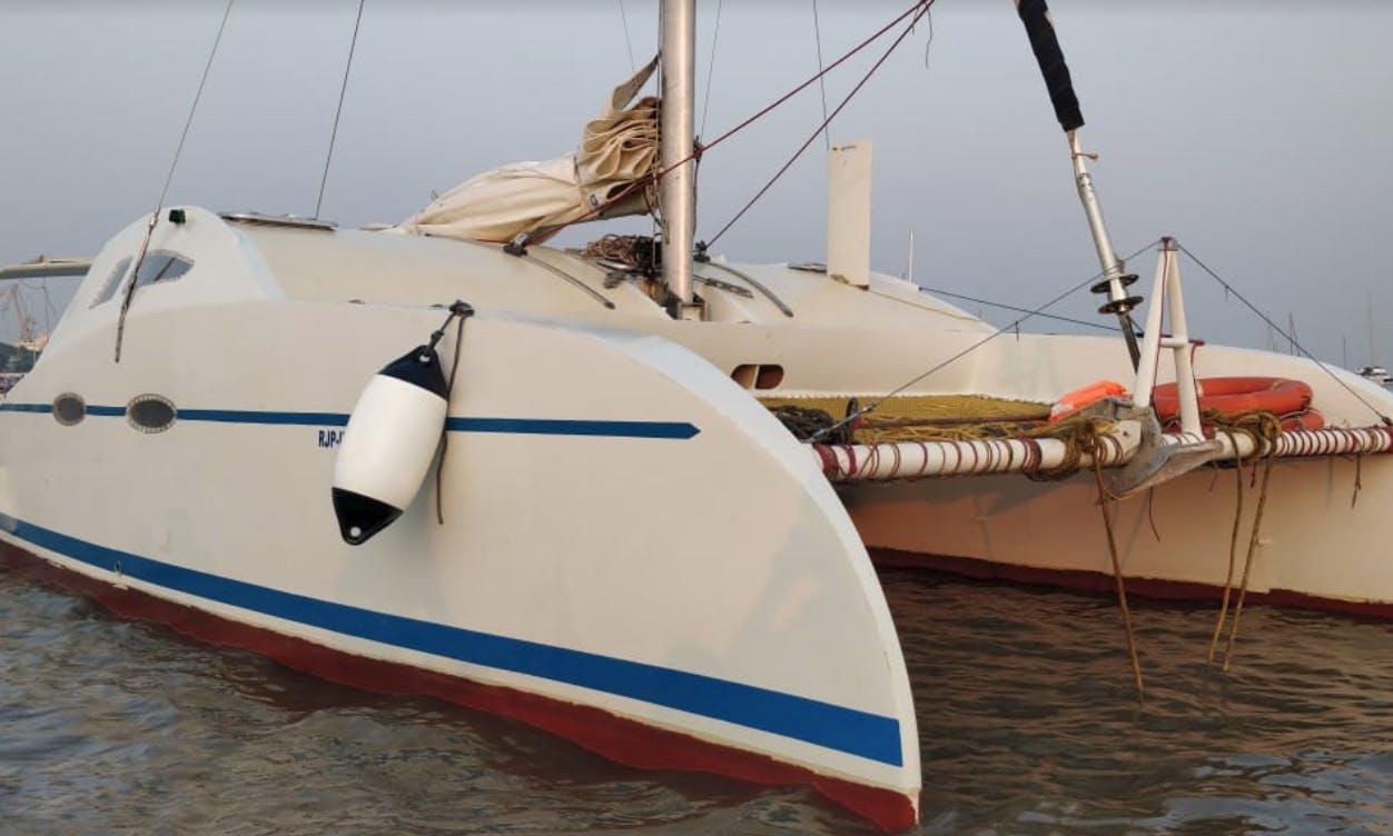 Charter a Plavaka Cruising Catamaran in Mumbai, India