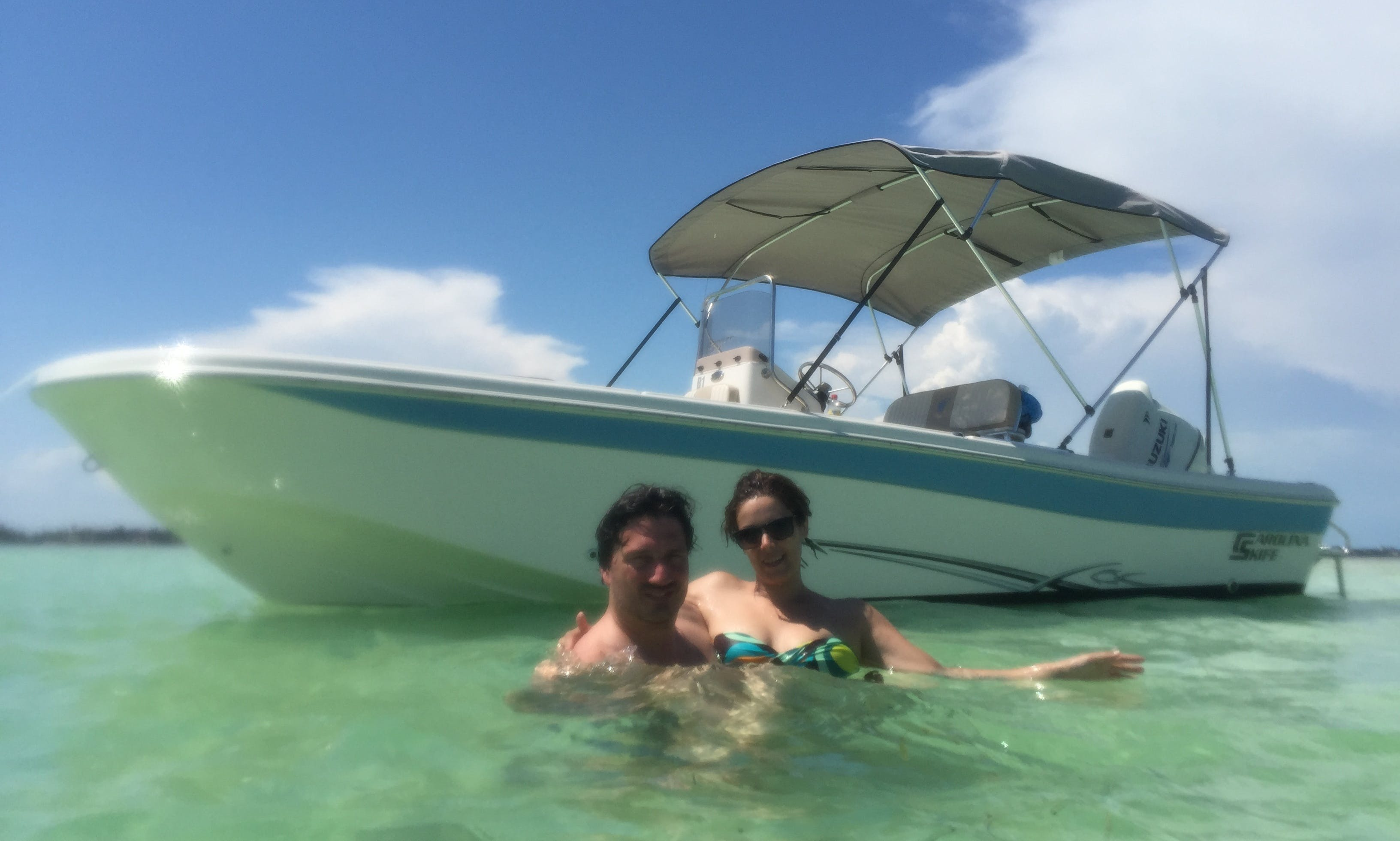 Deck Boat rental in Islamorada