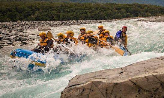 3 Days + 2 Nights Landsborough River Rafting Trip
