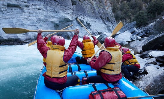5 Day Brodrick Wilderness Experience - Rafting, Hiking And Camping