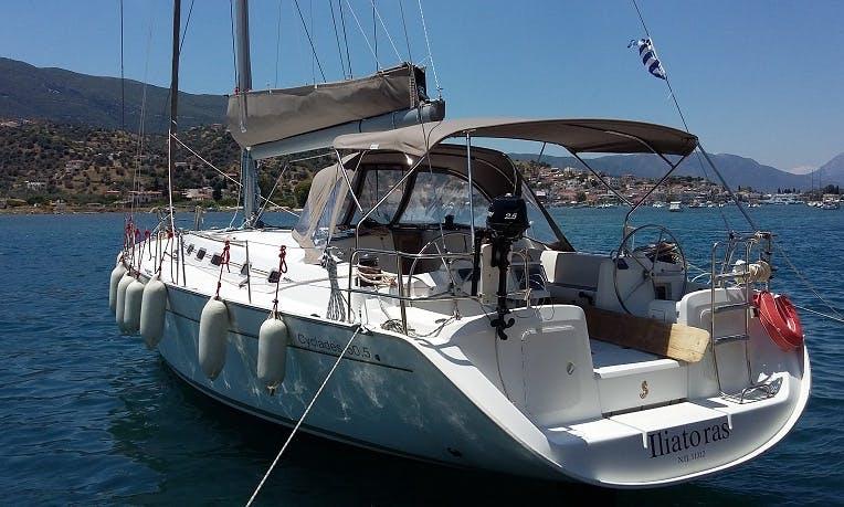 Cyclades 50.5 Cruising Monohull Charter in Poros