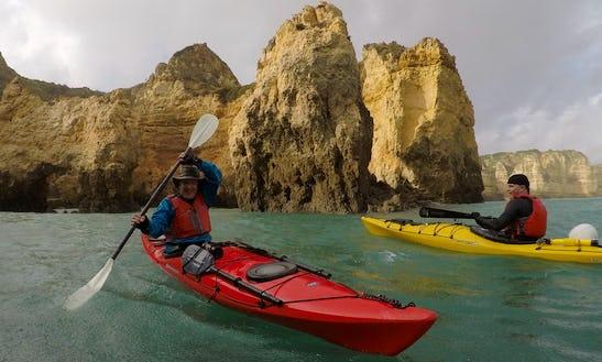 Coastal And Cave Kayak Tour In Sagres, Portugal