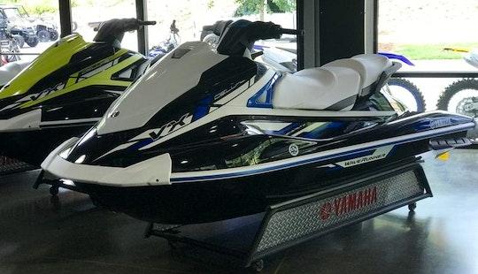 2019 Yamaha Vx Delux 1100 Jet Ski Rental In Miami
