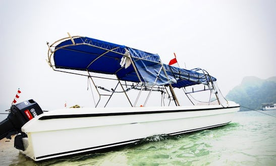 Passenger Boat Trips (20 Pax) In Indonesia