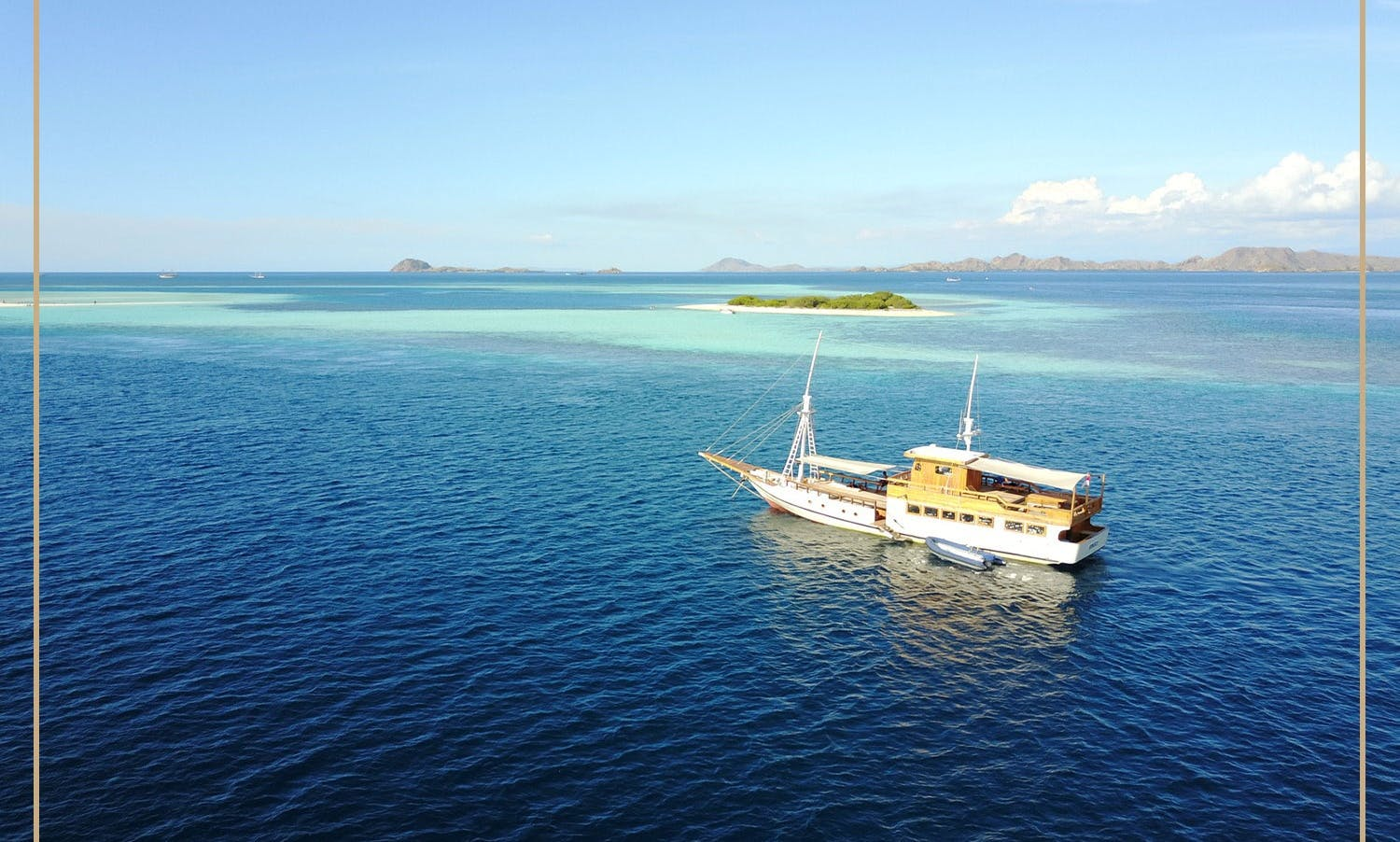 A Private Boat Tour in Flores, Indonesia