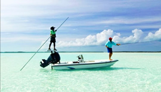 Fly Fishing Trip On Southern Barrier Reef In Belize