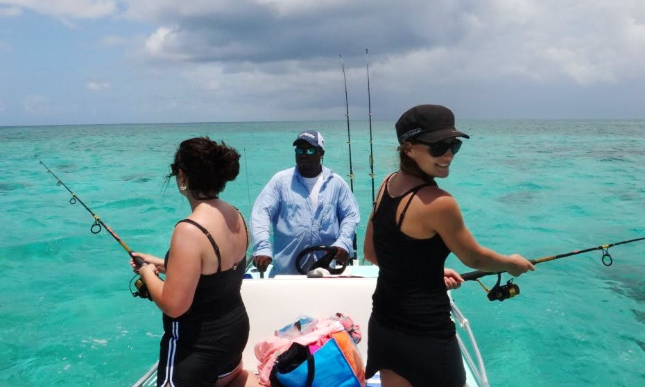 Fishing and Snorkeling Combo in Hopkins, Belize