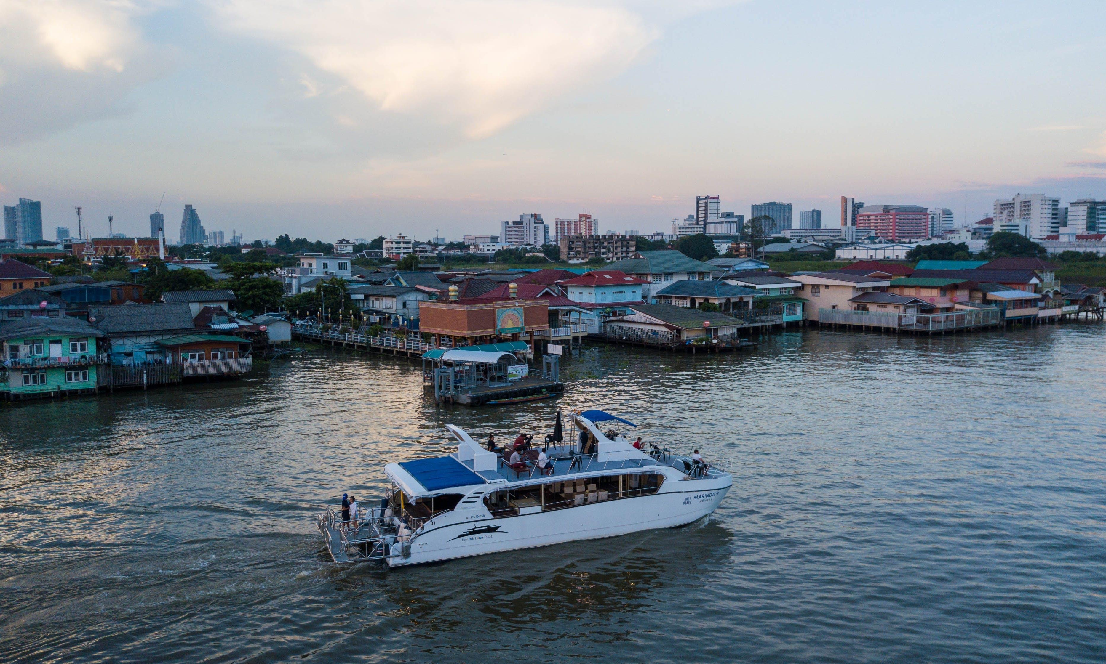 Charter the Party Catamaran in Bangkok, Thailand