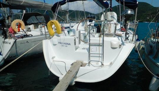 Pau Hana - Beneteau Oceanis 39ft (2005) Yacht Charter In Lefkada, Greece