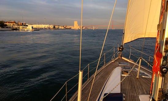 Charter The 41ft Cruising Monohull In Lisboa, Portugal
