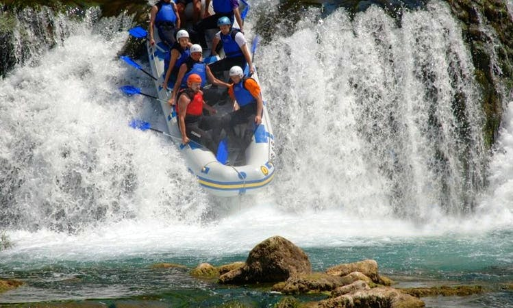 Rafting River Adventures