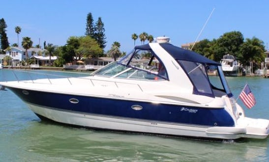 Cruiser Yacht 40', Rental In Miami (with Captain Only)