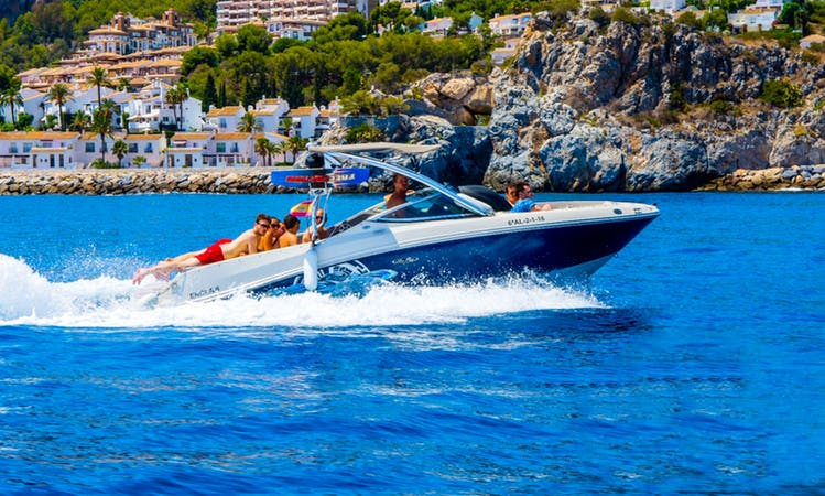 Sea Ray 230 Fission Bowrider for Rent in Costa Tropical, Spain